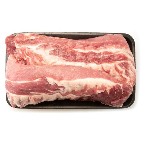 Member's Mark Pork Spareribs Tray (priced per pound)