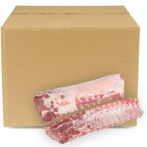 Case Sale: Pork Loin Center Cut Case (2 bags per box, priced per pound)