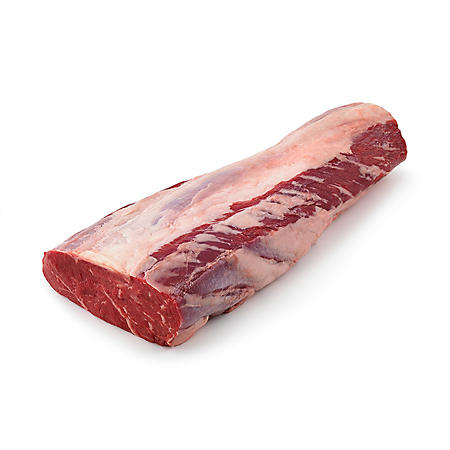 USDA Choice Angus Whole Boneless Ribeye Cryovac (1 piece per bag, priced per pound)