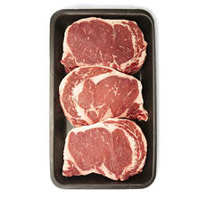 USDA Choice Angus Beef Ribeye Steak (priced per pound)