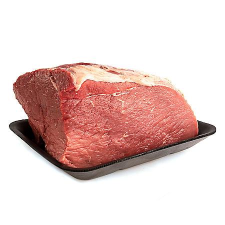 USDA Choice Angus Beef Top Round Roast (priced per pound)
