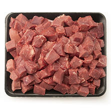 USDA Choice Angus Beef for Stew (priced per pound)