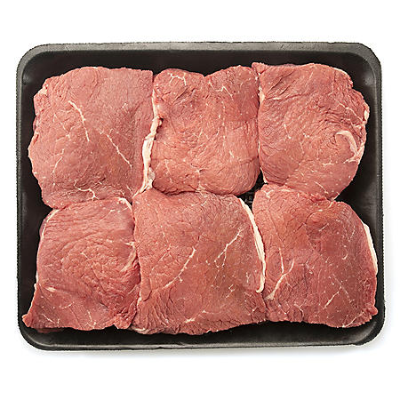 USDA Choice Angus Beef Top Sirloin Steak (priced per pound)