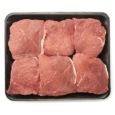 USDA Choice Angus Beef Top Sirloin Steak Tray