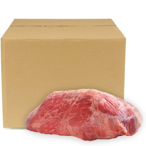 Case Sale: USDA Choice Angus Whole Eye of Round (10-12 pieces per case, priced per pound)