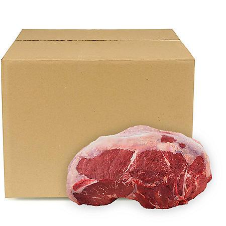 USDA Choice Angus Beef XT Inside Round, Bulk Wholesale Case (3-4 pieces per box, priced per pound)