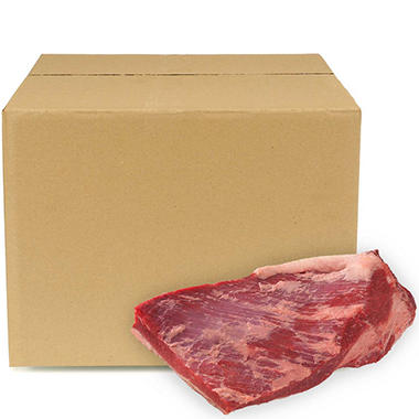 Case Sale: USDA Choice Angus Beef Whole Brisket, Choice (5-7 pieces per case, priced per pound)