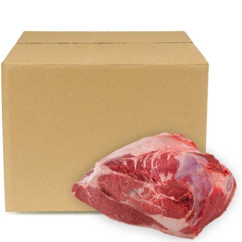 Case Sale: USDA Choice Angus Beef PLD Top Sirloin Butt (9 pieces per case, priced per pound)