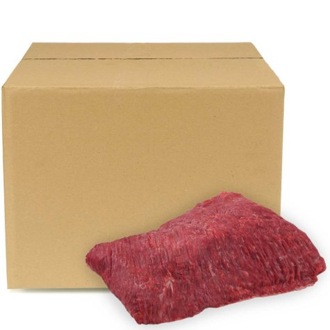 Case Sale: USDA Choice Angus Beef Flap Meat (piece count varies by case, priced per pound)