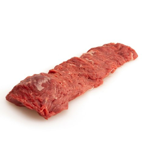 USDA Choice Angus Beef Whole Flap Cryovac (piece count varies by bag, priced per pound)