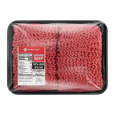 Member's Mark® Freshly Ground Beef