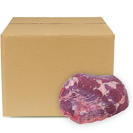 USDA Choice Angus Beef Denuded Inside Round, Bulk Wholesale Case (priced per pound)