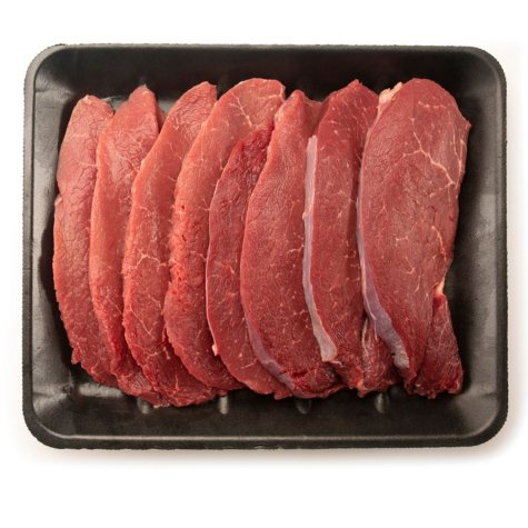 USDA Choice Angus Beef Peeled Knuckle, Thin-Sliced (priced per pound)