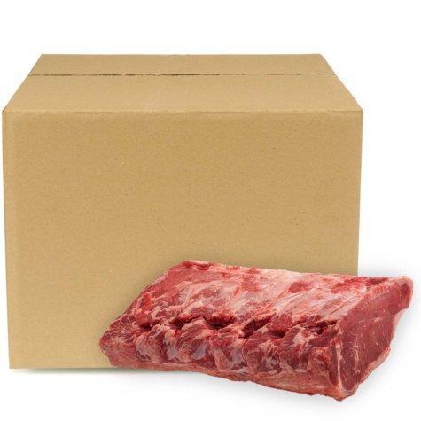 Case Sale: USDA Prime Whole Strip Loin (priced per pound)