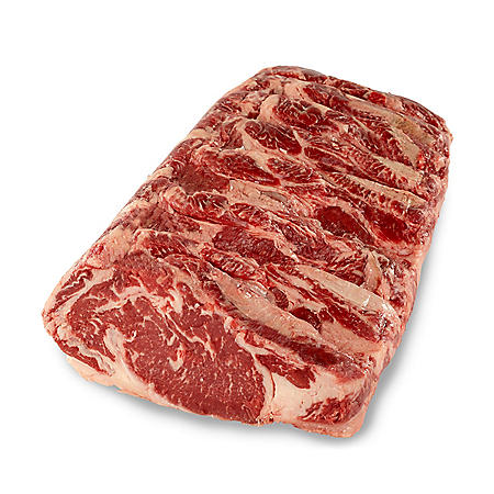 USDA Prime Boneless Ribeye Cryovac (1 Piece, Priced Per Pound)