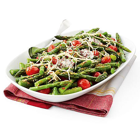 Member's Mark Asparagus Pomodori with Sundried Tomato (priced per pound)