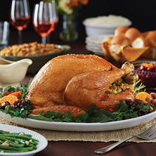 Whole Turkey (priced per pound)