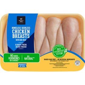 Member's Mark Boneless Skinless Chicken Breasts (Priced Per Pound)