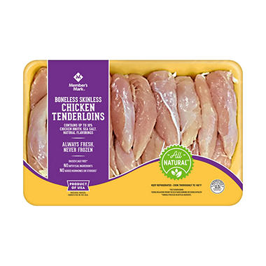 Member's Mark Fresh Chicken Tenders (priced per pound)