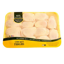Sanderson Farms Chicken Thighs (Priced Per Pound)