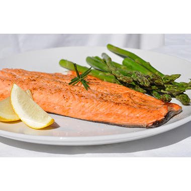 Member's Mark Fresh Steelhead Trout (priced per pound)