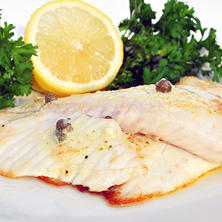 Fresh Tilapia Fillet - (2-4 Lbs Weight Range)