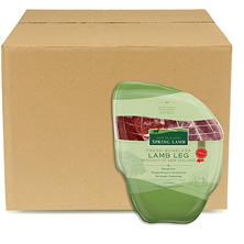 Case Sale: Fresh New Zealand Lamb Boneless Leg of Lamb (7 legs per case, priced per pound)