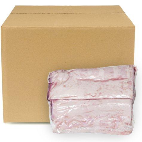Case Sale: Fresh New Zealand Lamb Whole Lamb Loins (10 pks. of 2 split loins, priced per pound)