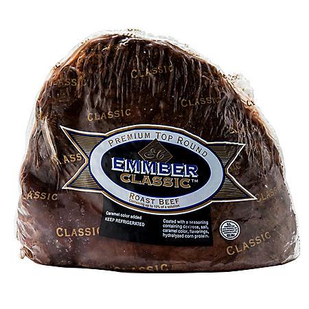 Emmber Classic Premium Top Round Roast Beef (priced per pound)