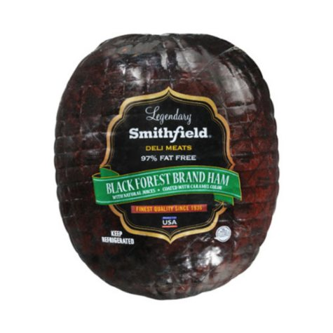 Smithfield Black Forest Ham (Priced Per Pound)