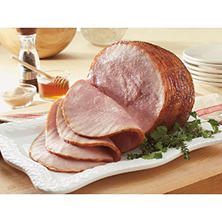 Member's Mark Boneless Spiral Ham with Spice Glaze Packet (Priced per pound)