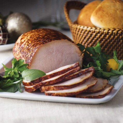 Butterball Fully-Cooked Turkey Breast - Oven Roasted or Deep Fried