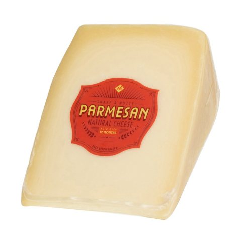 Member's Mark Parmesan Cheese, Wedge (Priced Per Pound)