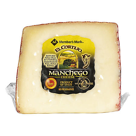Member's Mark Manchego Wedge Cheese (priced per pound)
