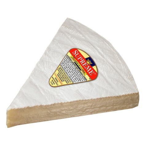 Supreme Soft Ripened Cheese Wedge (priced per pound)