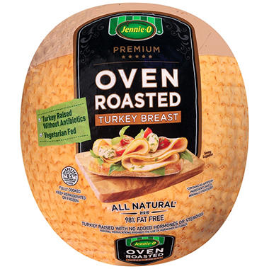 All Natural Oven Roasted Turkey Breast (priced per pound)