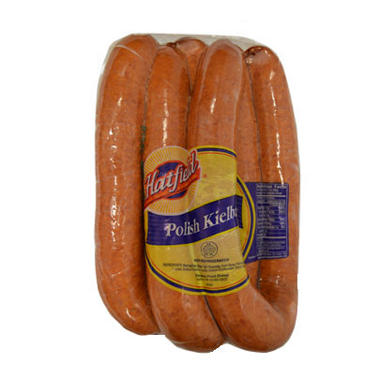 Hatfield Polish Kielbasa (Priced Per Pound)