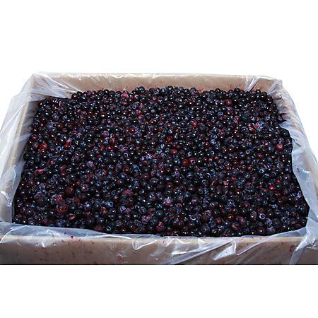 Case Sale: Frozen Whole Blueberries (30 lbs.)