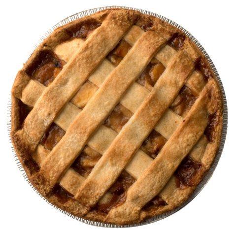 """Artisan Fresh Apple Lattice Pie - 8 Pies per case - 12"""""""