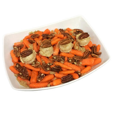 Daily Chef Baby Carrots with Maple Butter (1 lb.)