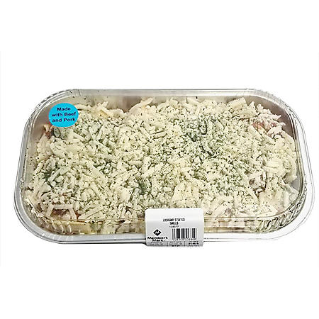 Member's Mark Lasagna Stuffed Shells (priced per pound)