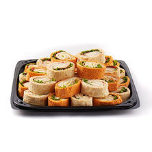 Member's Mark Assorted Pinwheel Wraps Party Tray
