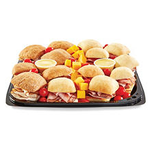 Member's Mark Ciabatta Sandwich Party Tray
