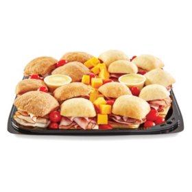 Member's Mark Ciabatta Sandwich Party Tray
