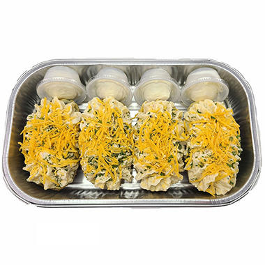 Member's Mark Gourmet Twice-Baked Potatoes (priced per pound)