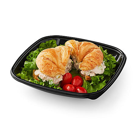Member's Mark Chicken Salad Sandwich on Croissant