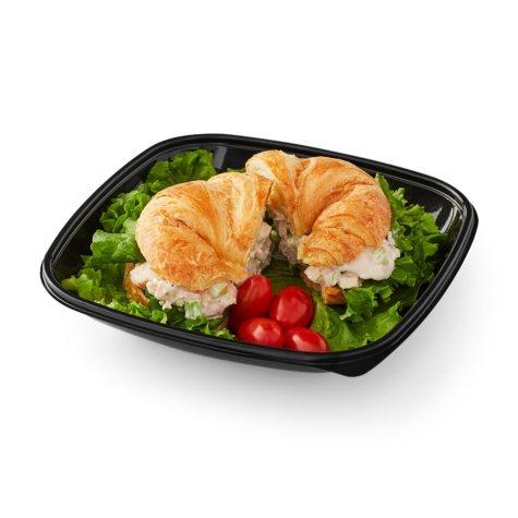 Member's Mark Chicken Salad Sandwich on Croissant