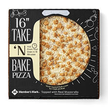 "Member's Mark 16"" Take & Bake Sausage Pizza"