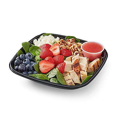 Member's Mark Berry Chicken Salad with Strawberry Poppyseed Dressing (single serving)