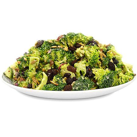 Member's Mark Broccoli Salad (serves 4)